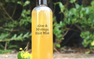 The Benefits of A Tea Rinse to Natural Hair